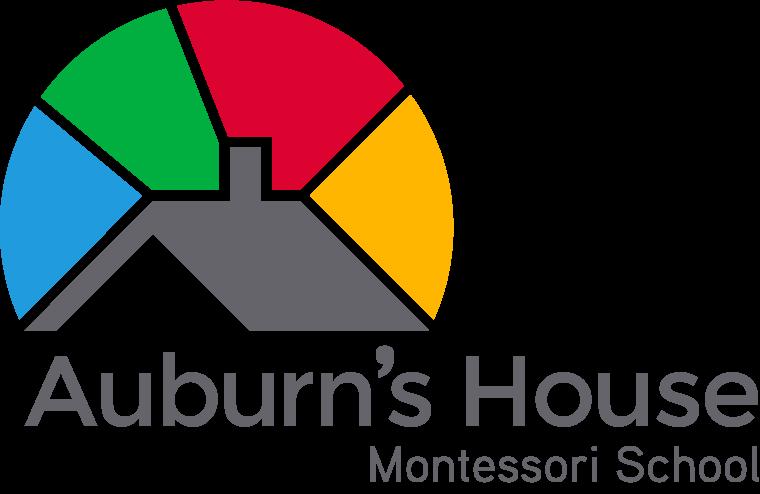 Auburn's House Montessori School Mobile Retina Logo