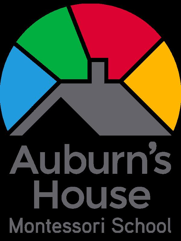 Auburn's House Montessori School Retina Logo